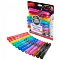 Crayola® Take Note!™ Chisel Tip Dry-Erase Markers - Set of 12
