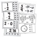 Alternate Thumbnail Image #18 of Math Quiz Card Set - Set of 7