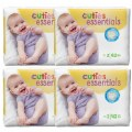 Cuties Diapers - Size 2 - 12-18 lbs. - 168 Diapers