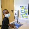 Alternate Thumbnail Image #1 of Handwashing Poster - Set of 12