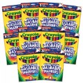 Thumbnail of Crayola® Bold Colors Washable Markers 8-count - Set of 10