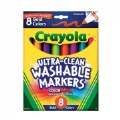 Alt Thumbnail #1 of Crayola® Bold Colors Washable Markers 8-count - Set of 10