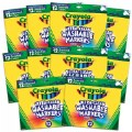 Thumbnail of Crayola® Classic Colors Washable Markers 12-count - Set of 10