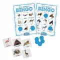 Kaplan Zoo Animals Bingo Learning Game