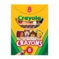Alternate Thumbnail Image #1 of Crayola®Multicultural Crayons 8 Count - Standard - Set of 10