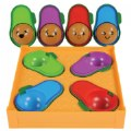 Alternate Thumbnail Image #2 of Learn-A-Lot Emoji Avocados - Social Emotional, Color Identification and Matching Skills