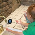 Alternate Thumbnail Image #4 of Touchless LED Handwashing Timer - Water Resistant