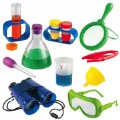 Play Science Starter Kit with Activity Cards for Young Children