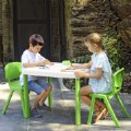 Alternate Thumbnail Image #3 of Ergos Green Table with 4 Chairs