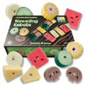 Alternate Thumbnail Image #13 of Sensory Play Stones: Threading Kebabs - Set of 12