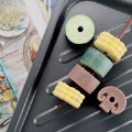 Alternate Thumbnail Image #11 of Sensory Play Stones: Threading Kebabs - Set of 12