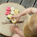 Alternate Thumbnail Image #5 of Sensory Play Stones: Threading Kebabs - Set of 12