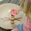 Alternate Thumbnail Image #6 of Sensory Play Stones: Threading Kebabs - Set of 12