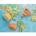 Alternate Thumbnail Image #4 of Sensory Play Stones: Foods of The World - Set of 8