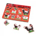 Alternate Thumbnail Image #1 of Farm Animals Sound Puzzle
