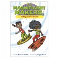 Alternate Thumbnail Image #3 of Magnificent Makers Books