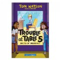 Alternate Thumbnail Image #2 of Trouble at Table 5 Books