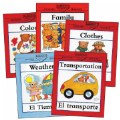 Bilingual Concept Books - Set of 5
