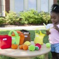 Alternate Thumbnail Image #2 of Soft Sorting Fruit and Food Pretend Play Bags