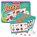 Alt Thumbnail #1 of Bingo Games Set of 4 -  Alphabet, Rhyming, Numbers, Colors & Shapes