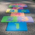 Smiley Hopscotch