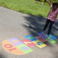 Alternate Thumbnail Image #1 of Smiley Hopscotch