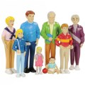 Main Image of Family Play Set - Caucasian