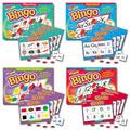 Thumbnail of Bingo Games Set of 4 -  Alphabet, Rhyming, Numbers, Colors & Shapes