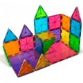 Alternate Thumbnail Image #1 of Magna-Tiles® 32-Piece Clear Colors Set