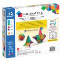 Alternate Thumbnail Image #6 of Magna-Tiles® 32-Piece Clear Colors Set