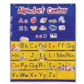 Main Image of Alphabet Center Pocket Chart