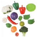 Alternate Thumbnail Image #1 of Vegetable Set in Container - 28 Pieces