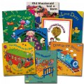 Classic Tales Big Books - Set of 8