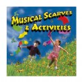 Alternate Thumbnail Image #2 of Musical Scarves & Activity CD and 12 Colorful Scarfs