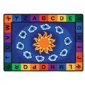 "Thumbnail of Sunny Day Rectangle Carpet - 4'5"" x 5'10"""