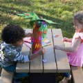 Alt Thumbnail #1 of Toddler Picnic Table