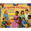 All Families are Special - Hardback