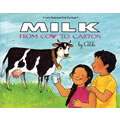 Milk: From Cow to Carton - Paperback