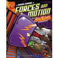 Crash Course in Forces and Motion with Max Axiom, Super Scientist - Paperback