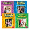 My Family Books - Set of 4