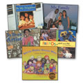 Friends and Community Books - Set of 5