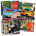 In My Neighborhood Books - Set of 5