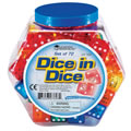 Alternate Image #1 of Dice in Dice Set (Set of 72)