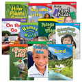 Time for Kids Grade 1 Nonfiction Reader Books Set 1 - Set of 10