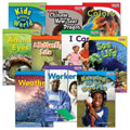 Time for Kids Grade 1 Nonfiction Reader Books Set 2 - Set of 10