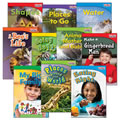 Time for Kids Grade 1 Nonfiction Reader Books Set 3 - Set of 10