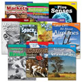 Time for Kids Grade 3 Nonfiction Reader Books Set 1 - Set of 10