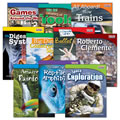 Time for Kids Grade 3 Nonfiction Reader Books Set 2 - Set of 10
