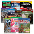 Time for Kids Grade 3 Nonfiction Reader Books Set 3 - Set of 10