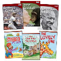 International Biographies Books - Set of 6